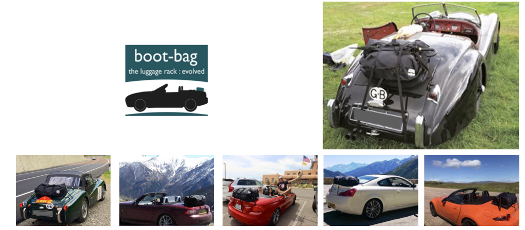 Standard Boot-Bag models