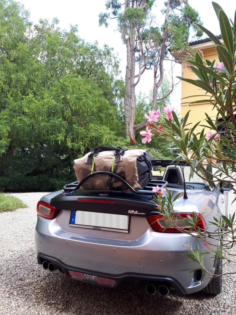 Fiat Gepäckträger