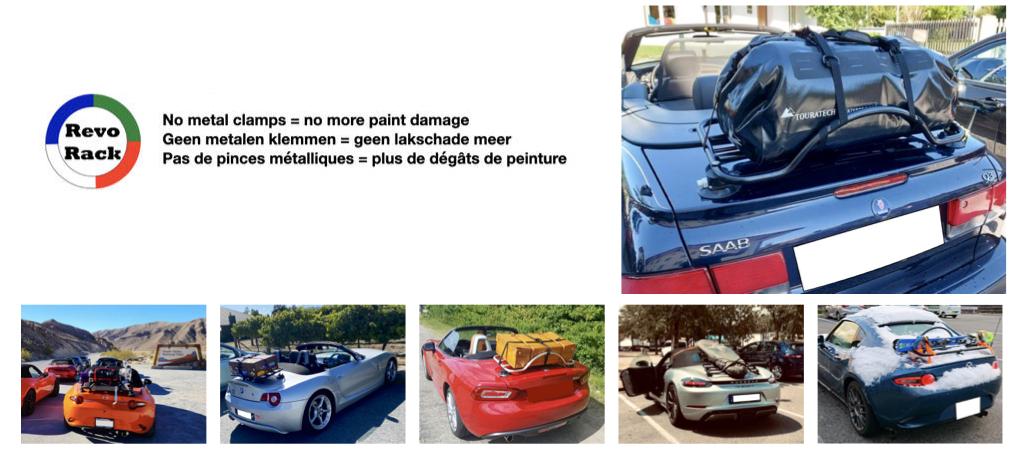 Saab & Volvo Gepäckträger