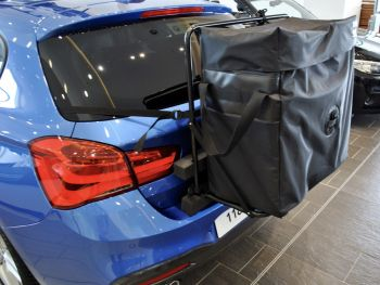BMW 1 Series Luggage Carrier