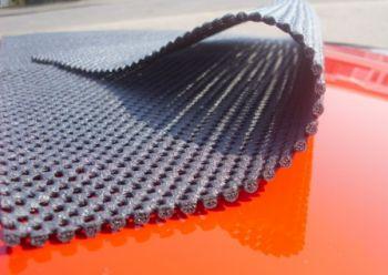 Ersatz-Antirutschgewebe für boot-bag Original 80x40cm