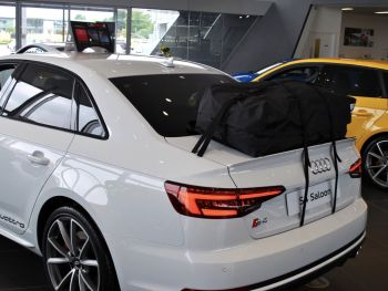 audi a4 sedan luggage carrier