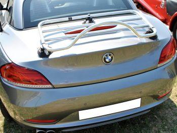 Revo-Rack Universal Chrom / Edelstahl Cabrio Gepäckträger befestigt bmw z4