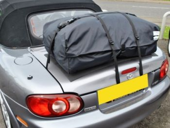 mazda mx5 mk1 na miata luggage rack