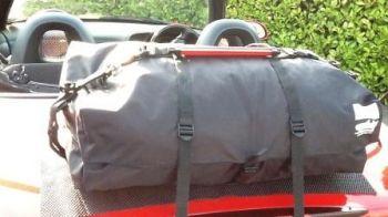 Third brake light kit boot-bag vacation