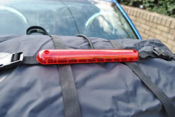 Third brake light kit boot-bag vacation