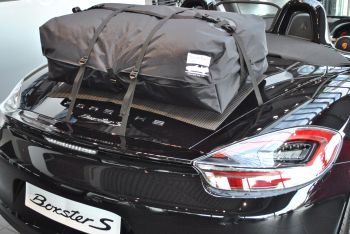 boxster boot rack