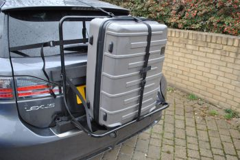 Hatch-bag Frame only ( No waterproof bag own suitcase/bag required )
