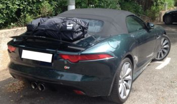 jaguar f type boot rack