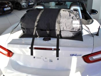 Fiat 124 Spider  boot rack
