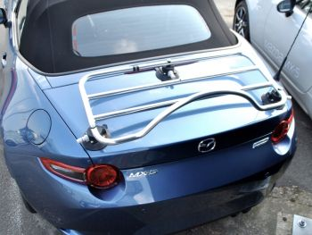Mazda MX5 MK4 ND Boot Rack