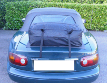 Mazda MX5 MK1 / Miata NA Luggage Rack : Boot-bag Original