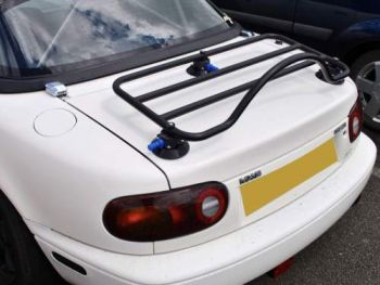 mazda mx5 mk1 / miata na luggage rack