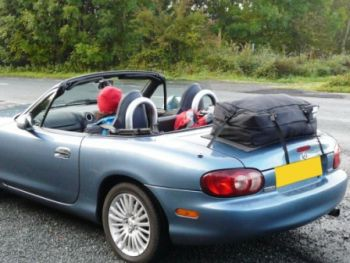 mazda mx5 mk2 luggage rack