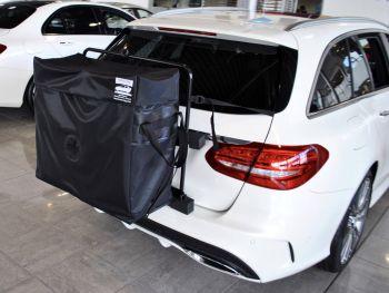 Mercedes C Class Roof Box