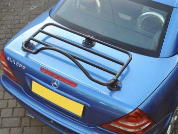 Mercedes Benz Trunk Luggage Rack