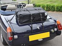 mgb luggage rack