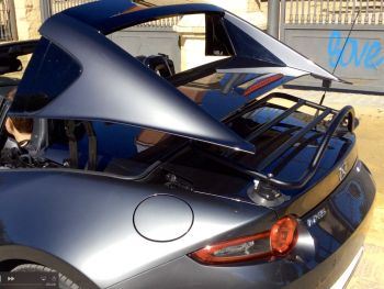 mx5 miata rf luggage rack and roof operation