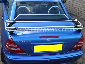 Jaguar F Type Convertible Luggage Rack