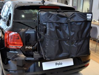 VW Volkswagen Polo Roof Box alternative : Hatch-bag