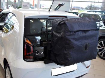 VW UP Roof Box Alternative : Hatch-bag