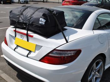 Luggage Rack Alternative Mercedes-Benz SLK & SLC - Boot-bag Vacation *** All models ***