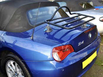 z4 boot luggage rack