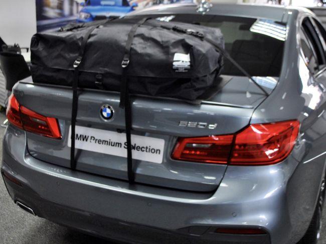 Boot-bag BMW 5 Series Saloon luggage rack alternative Roof box,roof rack